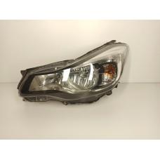 Headlight, left side SUBARU XV