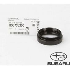 Axle oil seal, right side SUBARU 35x50x9 806735300