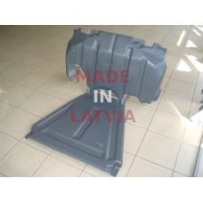 Engine protection plate Subaru Forester III (SH) (2007-2011) (EPS)