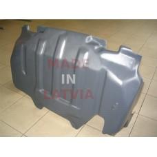 Engine protection plate Subaru Impreza III (2007-2011) (Diesel)
